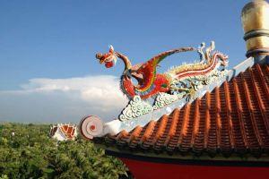 Китайская крыша – устройство, конструкция и технология монтажа