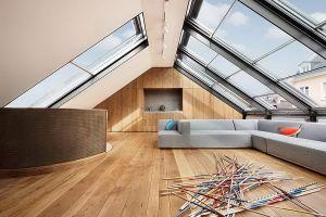 Мансардная крыша — устройство и конструкция