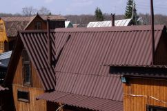 Как правильно и быстро крыть крышу шифером?