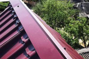 Как сделать конек на крыше – рекомендации кровельщиков