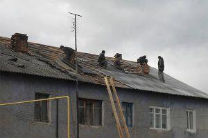 Как организовать ремонт кровли (крыши) многоквартирного дома?