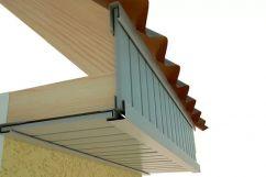 Карниз крыши – назначение, устройство и способы отделки