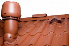 Вентиляционный выход для металлочерепицы – конструкция и функции