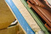 Необходима ли шумоизоляция крыши дома из металлочерепицы?