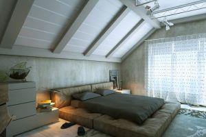 Мансардная комната: особенности проектирования и дизайна