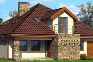 Шатровая крыша – особенности конструкции и стропильной системы
