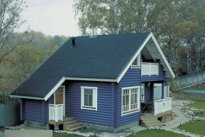 Чем покрыть крышу на даче недорого?