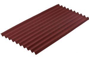 Ондулин – размеры листа и другие характеристики материала