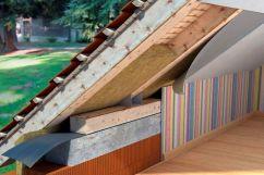Какой утеплитель для мансардной крыши лучше?