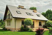 Этапы строительства двухскатной мансардной крыши своими руками