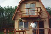 Двухскатная ломаная крыша: особенности конструкции и строительства