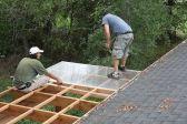 Как сделать крышу из поликарбоната своими руками?