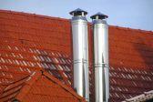 Как сделать дымоход из стальной трубы своими руками?