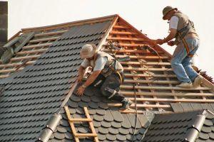 Трехскатная крыша: конструкция и монтаж своими руками