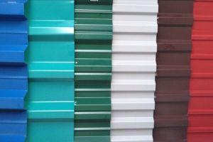 Популярные цвета профнастила, какой выбрать?
