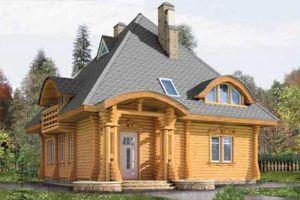 Четырехскатная крыша – конструкция и устройство