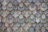 Деревянная черепица – технология изготовления и укладки