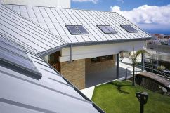 Оцинкованная крыша: достоинства, недостатки и технология монтажа