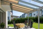 Стеклянная крыша: устройство, материалы и технология монтажа