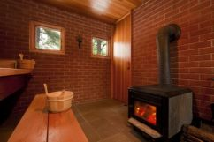 Как установить дымоход в бане своими руками
