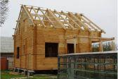 Устройство крыши деревянного дома и ее особенности