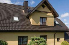 Герметизация трубы на крыше из профнастила — технология монтажа