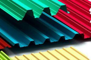 Чем покрасить профнастил – выбор краски и способа нанесения