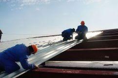 Размеры профлиста для крыши — технические характеристики листа
