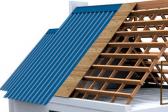 Обрешетка крыши – устройство, материалы, виды и способы монтажа